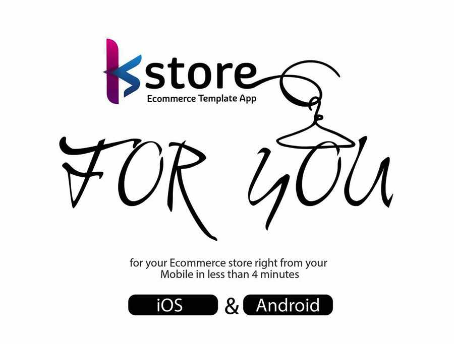 KStore - Complete React Native template for iOS and Android. - 11